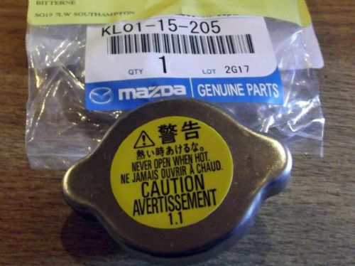 Radiator cap, MX-5 mk2 & mk2.5, Genuine Mazda, 1998-2005, KL0115205
